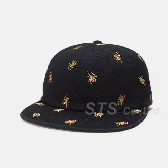 Supreme - Embroidered Spiders 6-Panel