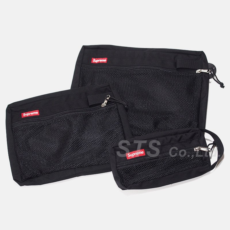 Supreme - Mesh Organizer Bags (Set of 3)