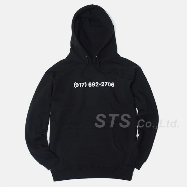 Nine One Seven - Dialtone Hooded Sweatshirt