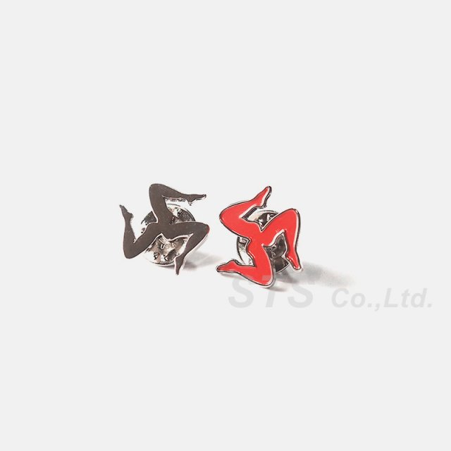 Nine One Seven - Legs Lapel Pin