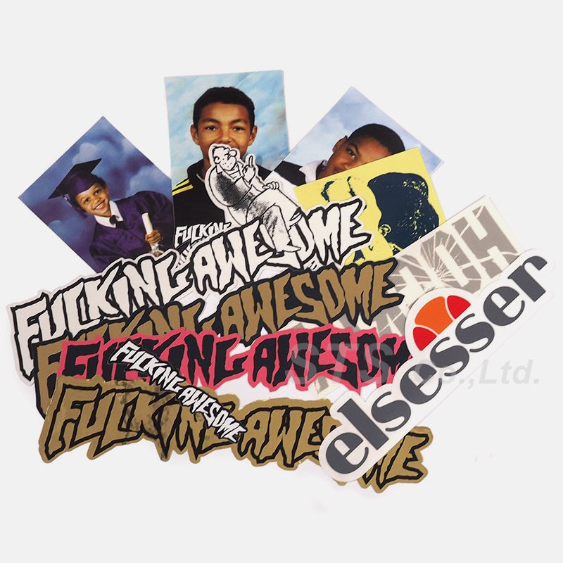 Fucking Awesome - Sticker Pack (2016FW)