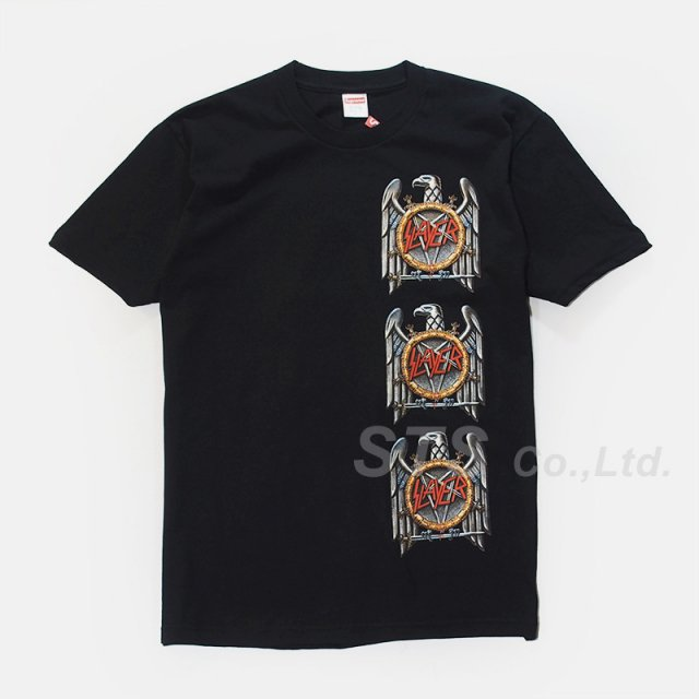 Supreme/Slayer Eagle Tee