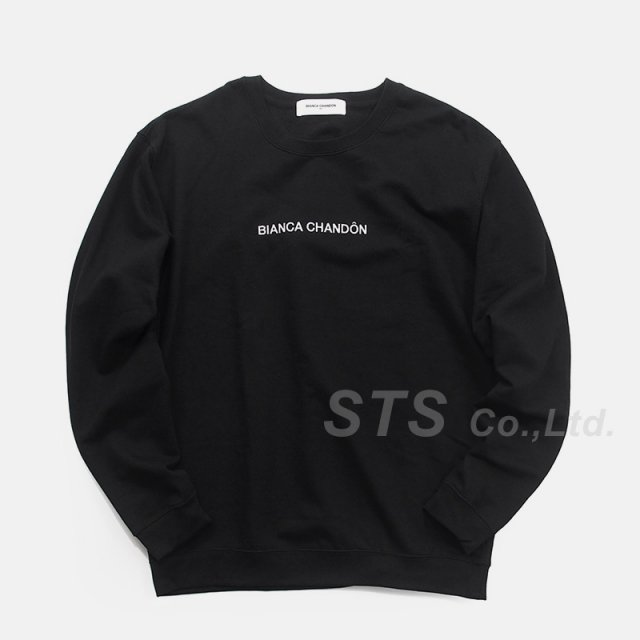 Bianca Chandon - BCNY Crewneck