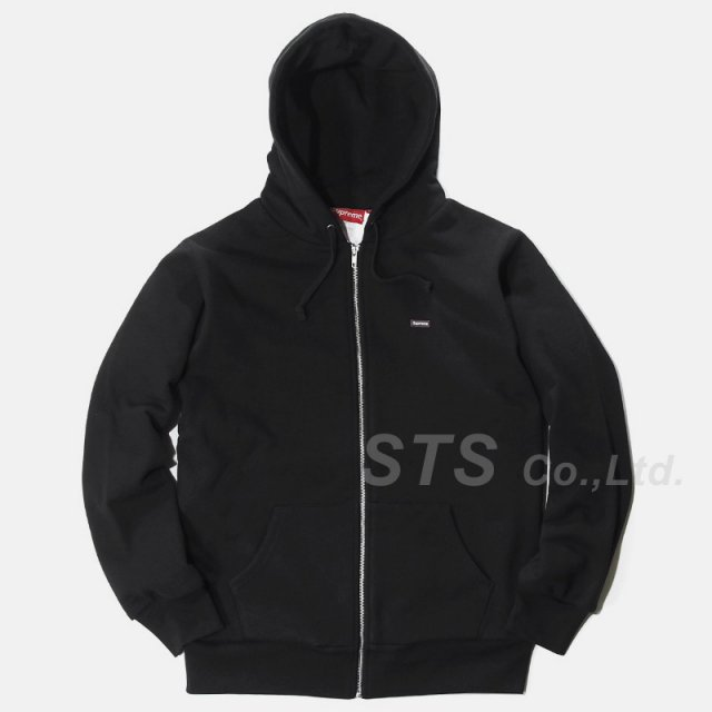 Supreme - Small Box Thermal  Zip Up Sweat