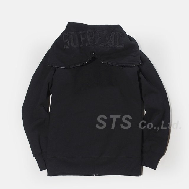 Supreme - Split Hood Zip Up Sweat