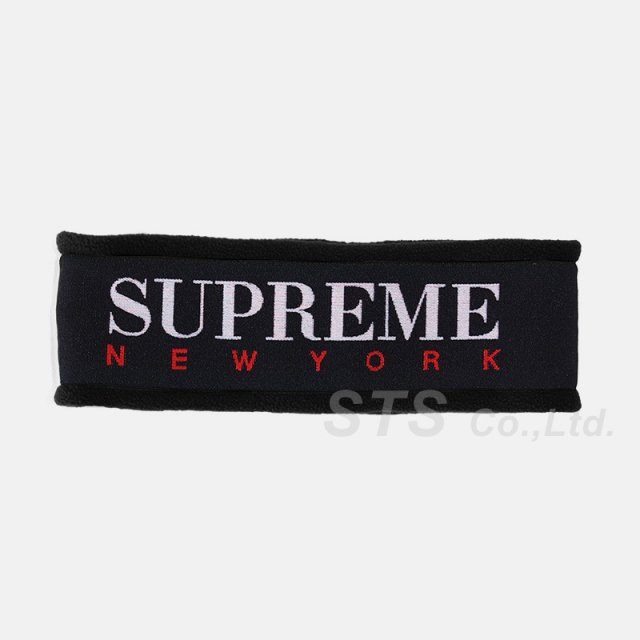 Supreme - Fleece Headband