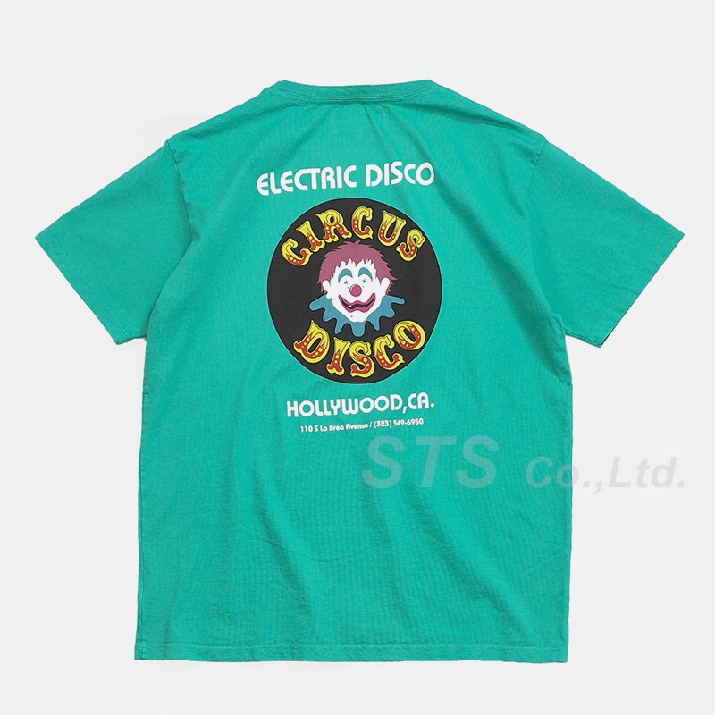 【SALE】Bianca Chandon - Circus Disco T-Shirt  (B.C. x UNION)