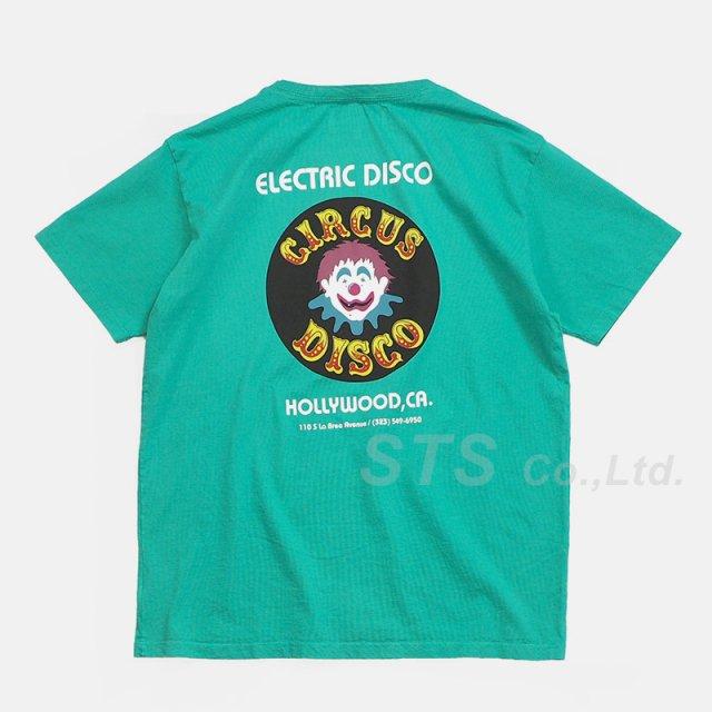 【SALE】Bianca Chandon - Circus Disco T-Shirt  (B.C. x UNION)