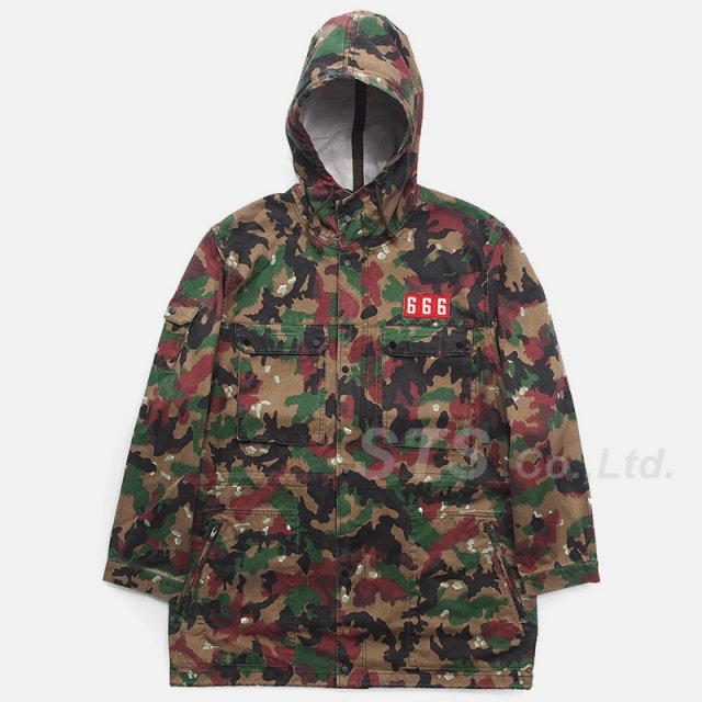 Supreme - Field Parka