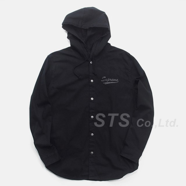 Supreme - Hooded Shirt