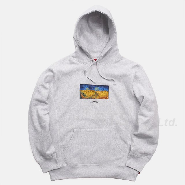 Supreme - Field Hooded Sweatshirt