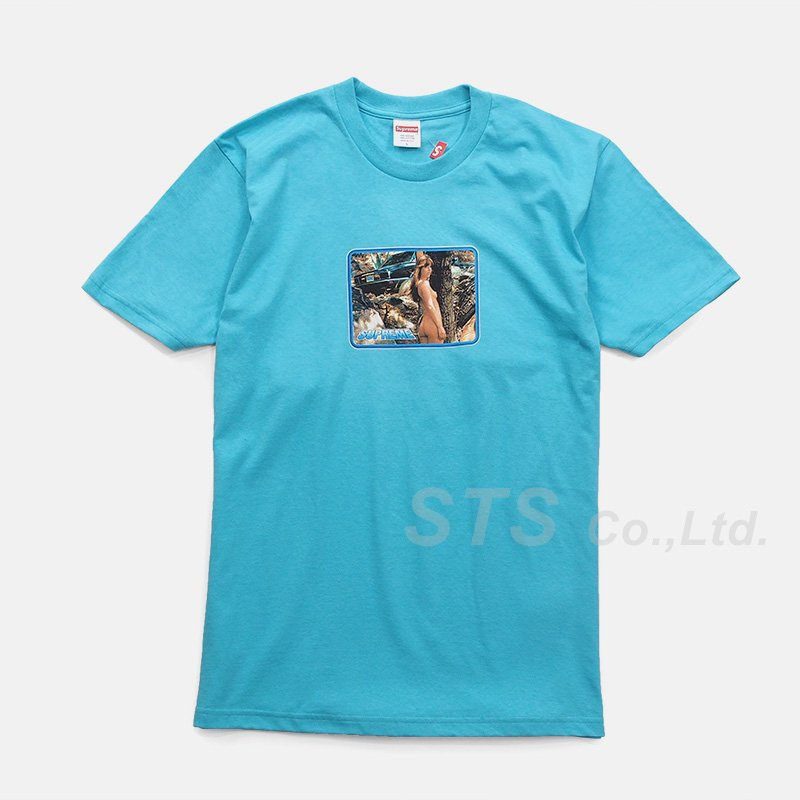 Supreme - Larry Clark Girl Tee