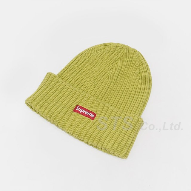 Supreme - Overdyed Ribbed Beanie