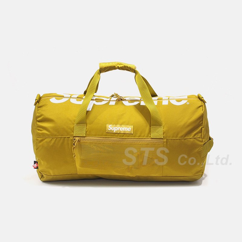 【SALE】Supreme - Duffle Bag