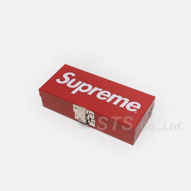 Supreme - Small Metal Storage Box