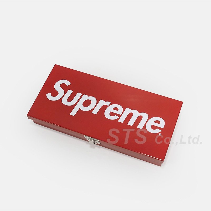 Supreme - Large Metal Storage Box