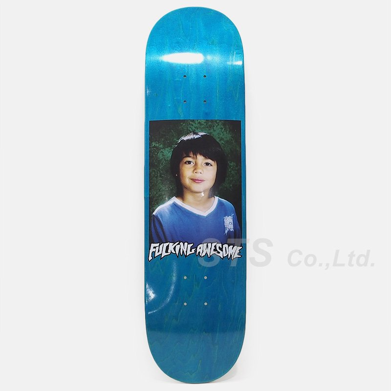 Fucking Awesome - Sean Pablo Class Photo Skateboard