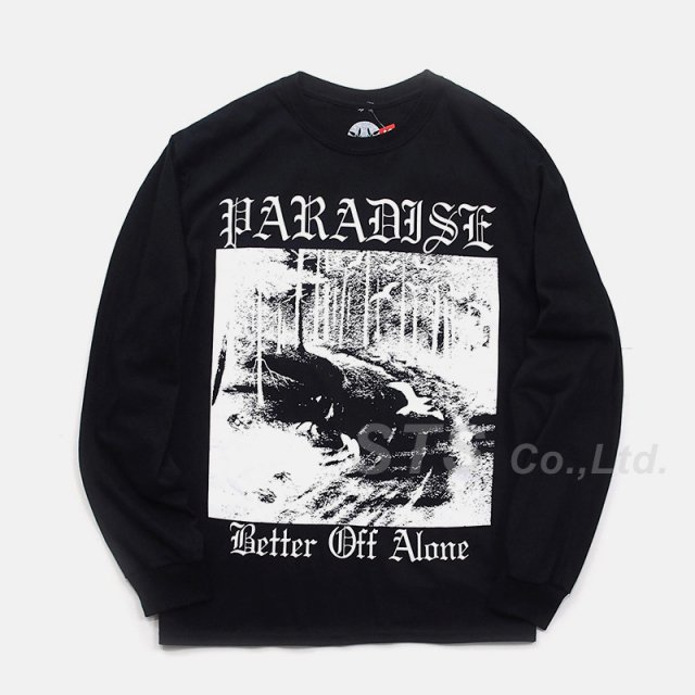 Paradis3 - Better Off Alone LS Tee