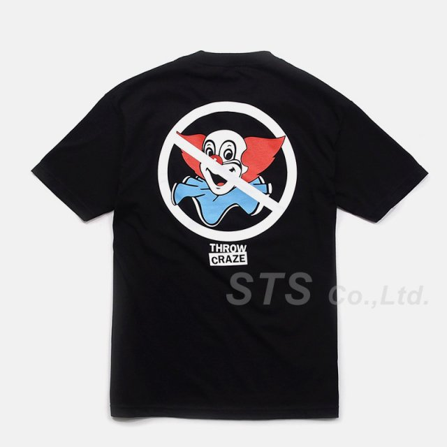 Throw Craze - No Bozos Tee