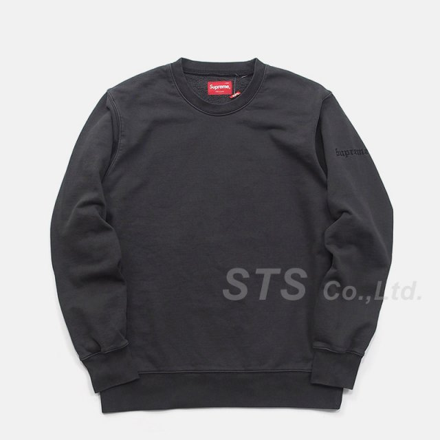 Supreme - Overdyed Crewneck