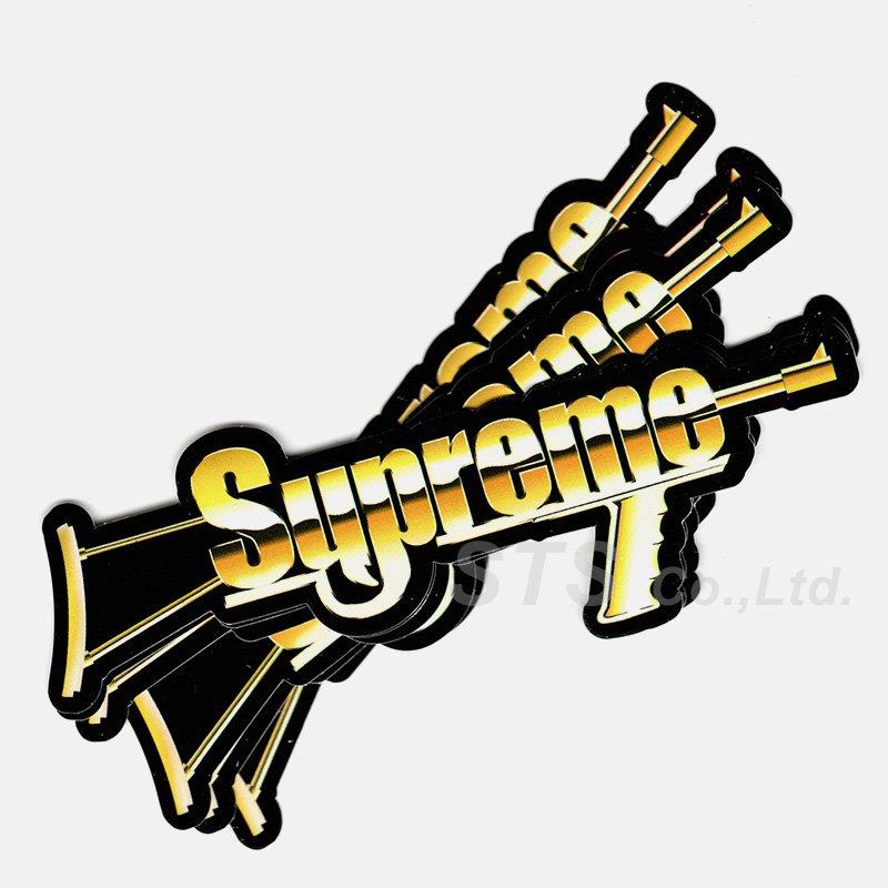 Supreme - Automatic Sticker