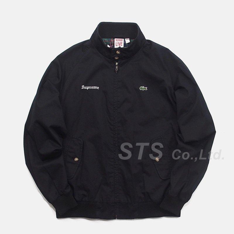 Supreme/LACOSTE Harrington Jacket