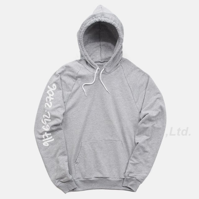 Nine One Seven - 917 Spraypaint Hooded Sweatshirt