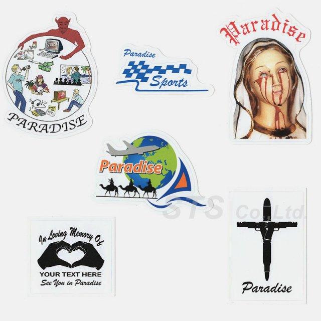 Paradis3 - Sticker Pack B