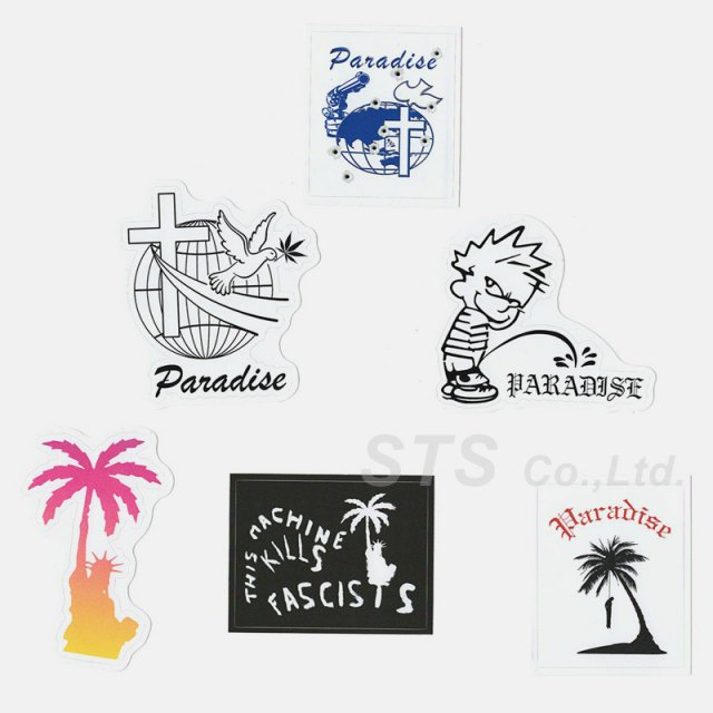 Paradis3 - Sticker Pack C