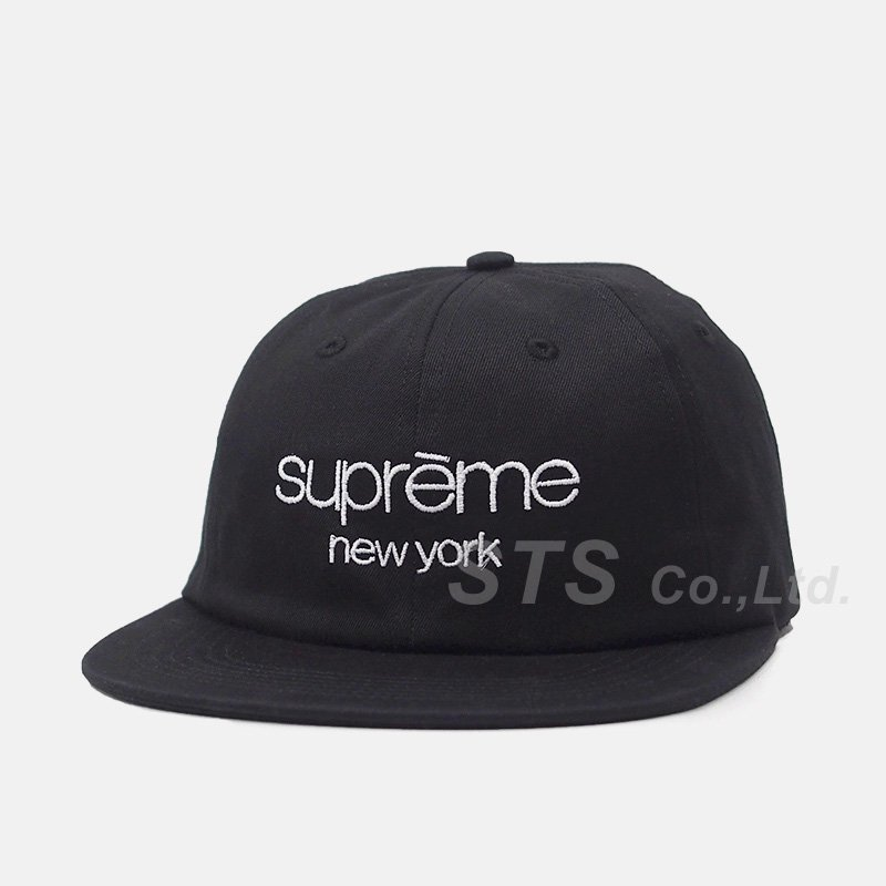 Supreme - Multi Color Twill Classic Logo 6-Panel