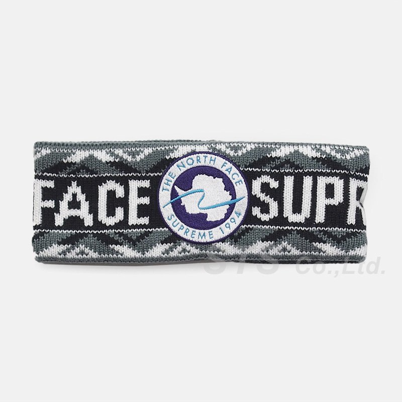 Supreme/The North Face Trans Antarctica Expedition Headband