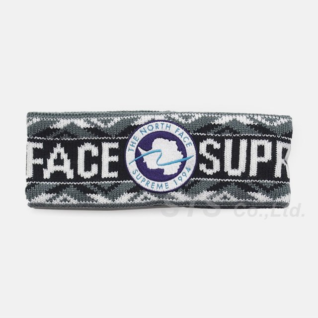【SALE】Supreme/The North Face Trans Antarctica Expedition Headband
