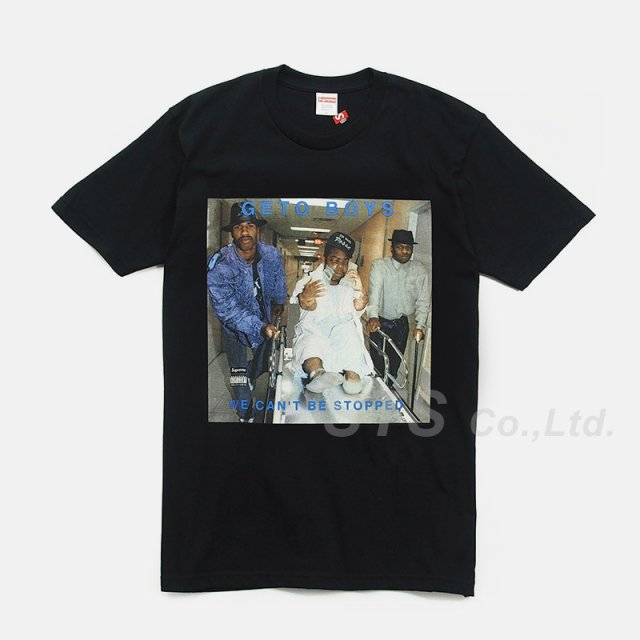 Supreme/Rap-A-Lot Records Geto Boys Tee
