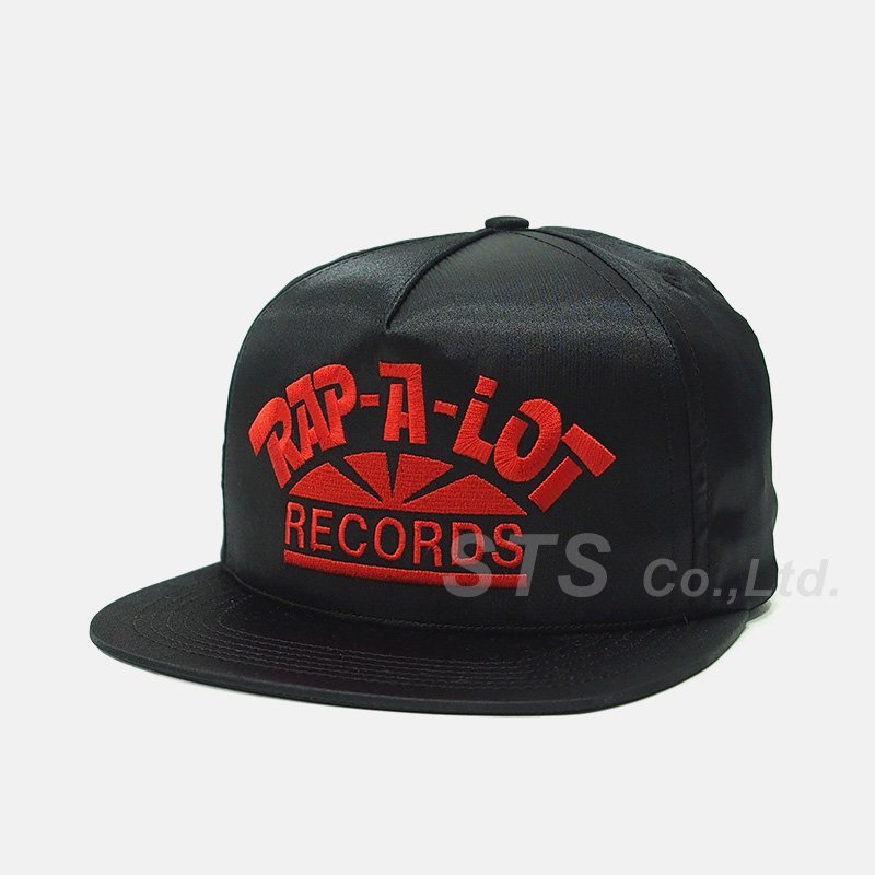 Supreme/Rap-A-Lot Records Satin 5-Panel