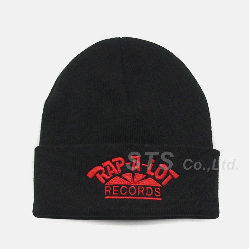 Supreme/Rap-A-Lot Records Beanie