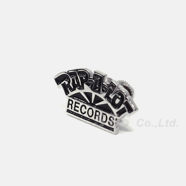 Supreme/Rap-A-Lot Records  Pin