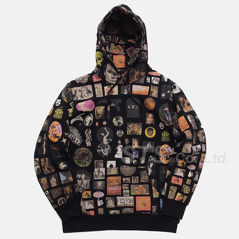 Supreme - Thrills Hooded Sweatshirt