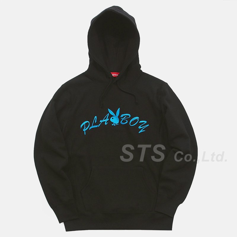 Supreme/Playboy Hooded Sweatshirt