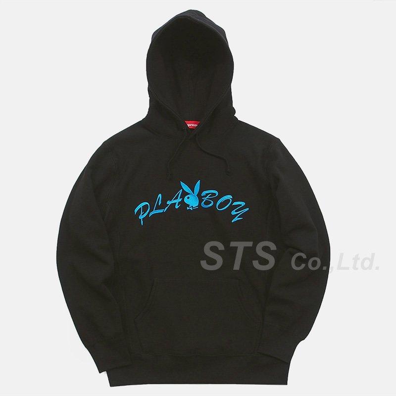 Supreme/Playboy Hooded Sweatshirt