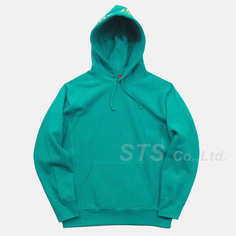 Supreme - Sick Mother Hooded Sweatshirt