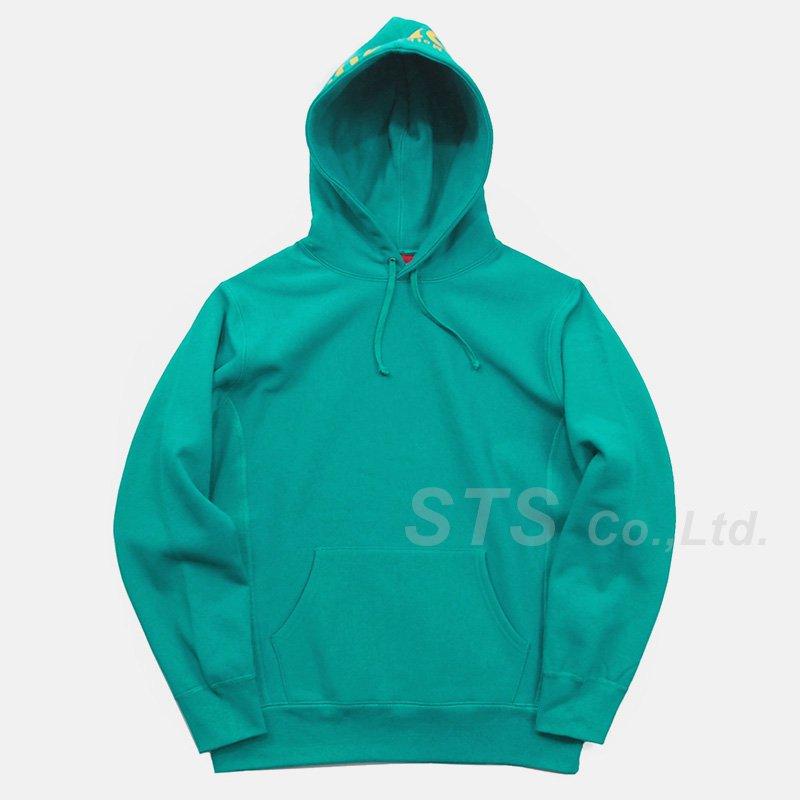 Supreme - Sick Mother Hooded Sweatshirt