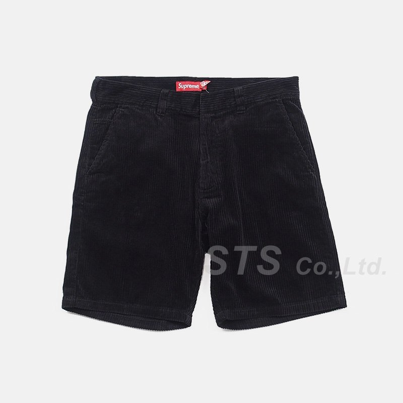Supreme - Wide Wale Corduroy Work Short