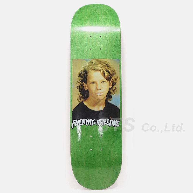 Fucking Awesome - Dill Class Photo Skateboard
