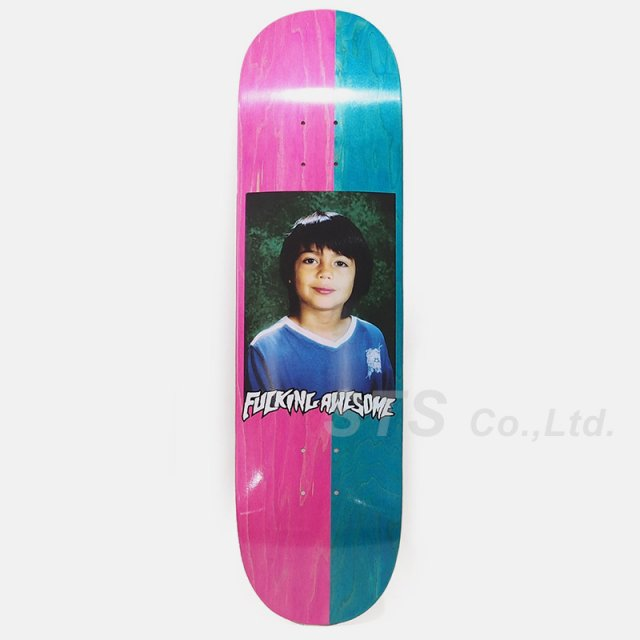 Fucking Awesome - Sean Split Veneer Class Photo Skateboard