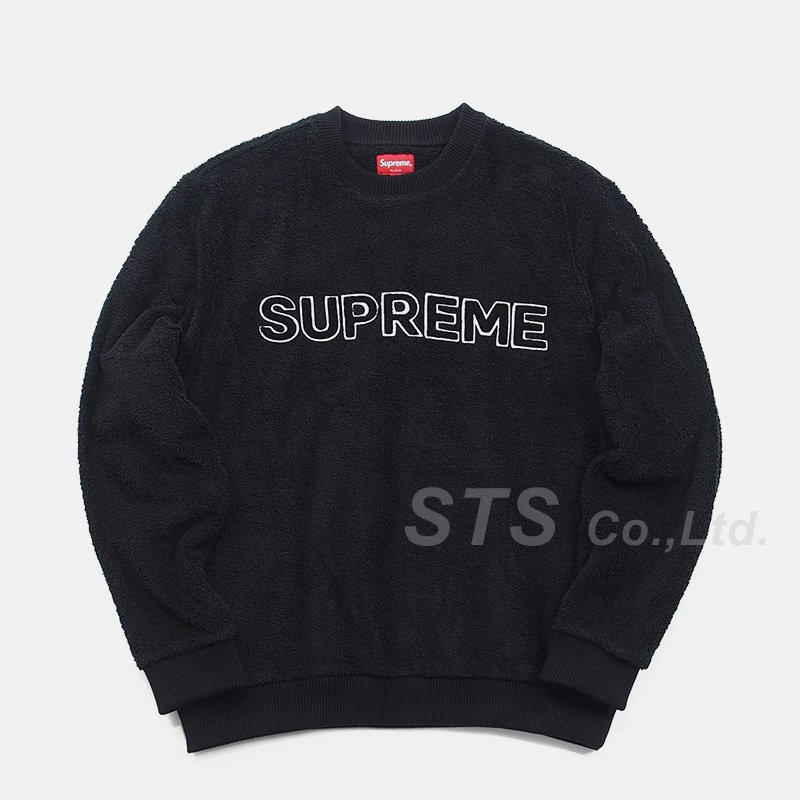 Supreme - Terry Crewneck