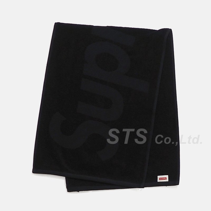 Supreme - Terry Logo Hand Towel