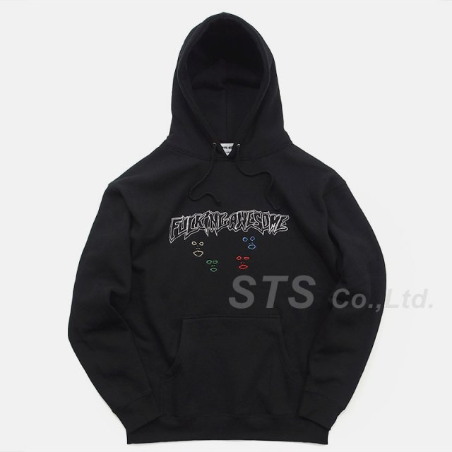 Fucking Awesome - FA Faces Hoodie