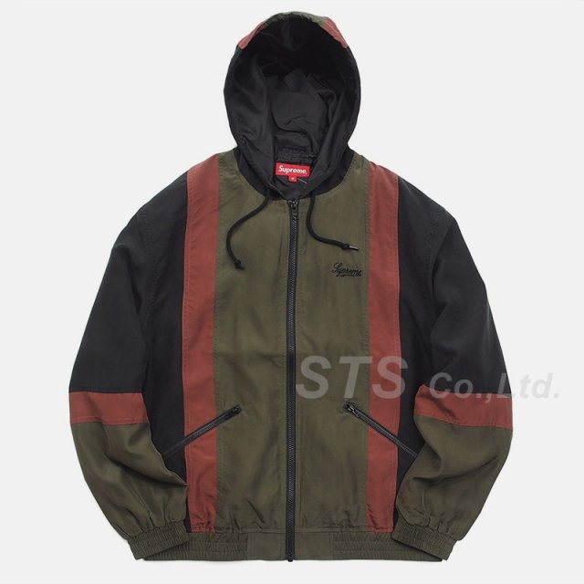 Supreme - Silk Hooded Jacket