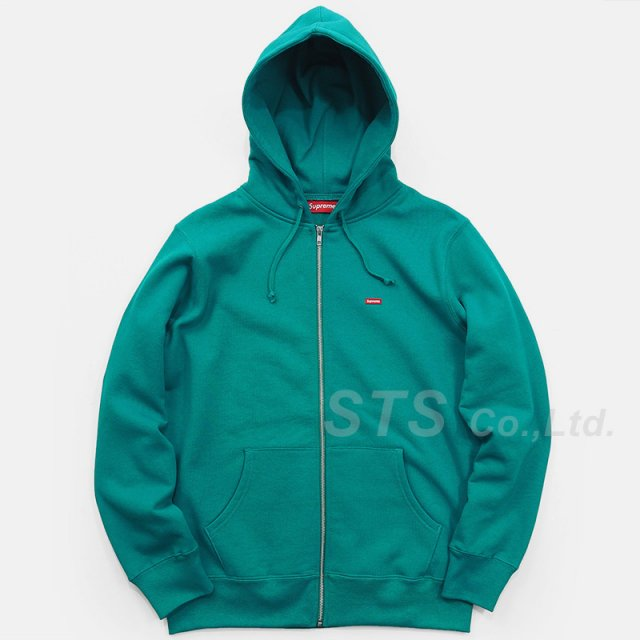 Supreme - Small Box Zip Up Sweat