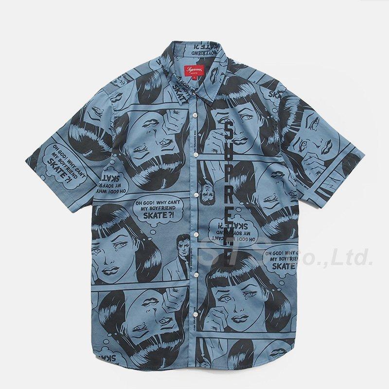 Supreme/Thrasher Boyfriend S/S Shirt